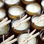ساخت شمع معطر